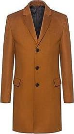 HUGO BOSS Migor Slim-Fit Wool Coat