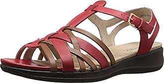 Tan 11 M US Softwalk Womens Toma Wedge Sandal