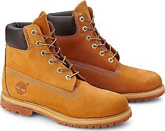 f8ead3e5bf Timberland Boots Premium 6 in ocker, Stiefeletten für Damen Gr. 39