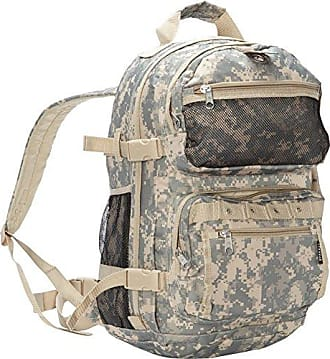 Everest Oversize Digital Camo Backpack, Digital Camouflage, One Size