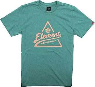 Element Camiseta Element Ascent Verde