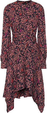 Proenza Schouler Paisley midi dress
