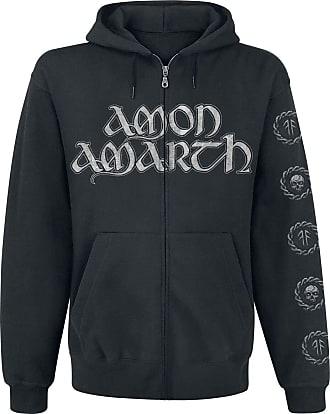 Amon Amarth Viking Horde Hooded zip black