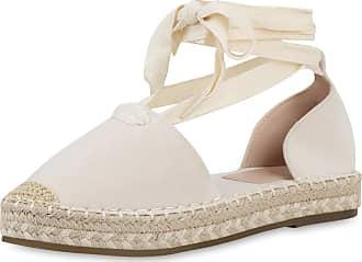 Scarpe Vita Women Sandals Espadrille Bast 193965 Creme UK 4 EU 37