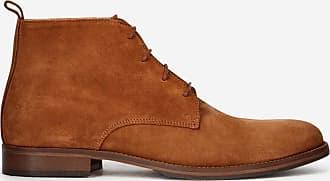 6e836bb560d Comptoir des Cotonniers Dersert boots Léon en nubuck Marron Comptoir GL