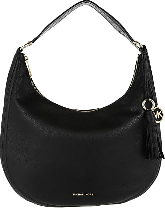 Michael Kors Hobo Bags - Lydia LG Hobo Black - black - Hobo Bags for ladies