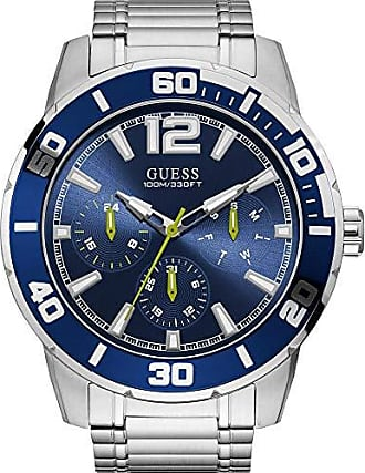 Guess Relógio Guess Masculino Prata 92752g0gsna1