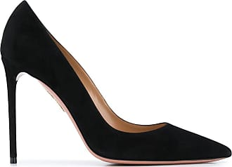 Aquazzura Purist pointed toe pumps - Preto