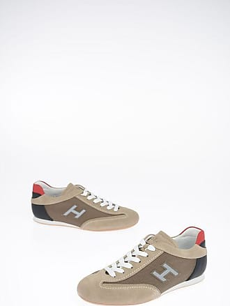 Hogan Fabric and Leather OLYMPIA Sneakers size 7,5