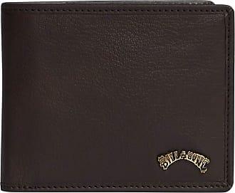 Billabong BillabongArch Id Leather - Leather Wallet - Men - U - Brown