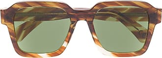 Retro Superfuture Vasto sungalsses - Brown