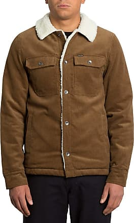 Volcom Keaton Jacket Mud Large Brown