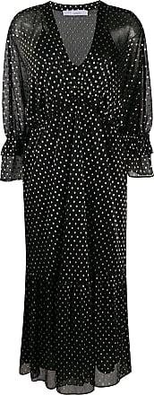 Iro Mawson embroidered dress - Black