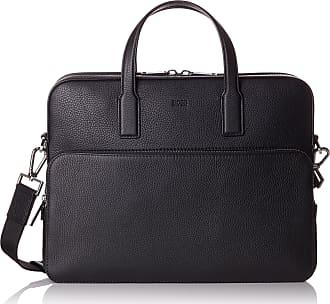 BOSS Crosstown_s Doc Case, Mens Laptop Bag, Black, 8.5x30x38 cm (B x H T)