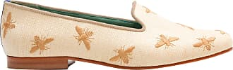 Blue Bird Loafer Bees Nude - Mulher - 38 BR