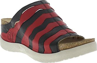 FLY London WYNT874FLY mousse, color:Red;size:40