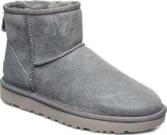 Billiga Ugg Classic Mini Zip Vattentäta Klassiska Blå Ankle
