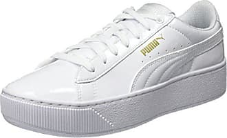 fffd4cdc62c Puma Damen Vikky Platform Patent Sneaker