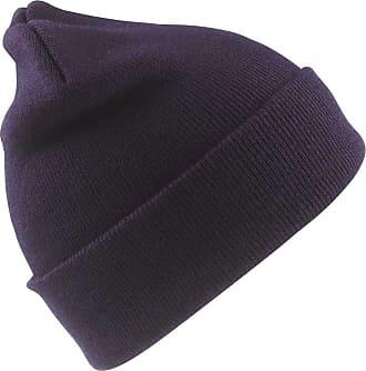 Result Winter Essentials Wooly Ski Hat Mens Navy