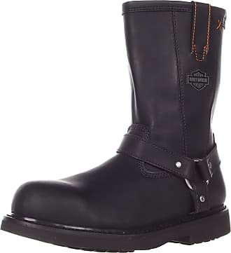 Harley-Davidson Harley-Davidson Mens Bill Steel Toe Harness Boot