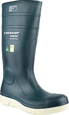 Dunlop Pricemastor Gummistiefel Arbeitsstiefel Boots Stiefel Weiß Gr.36 Schuhe & Stiefel