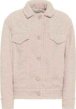 Vince Faux shearling jacket