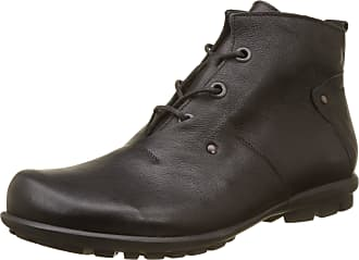 Think Mens Kong Desert Boots, Black (Sz Hydro 01 SZ Hydro 01), 9 UK