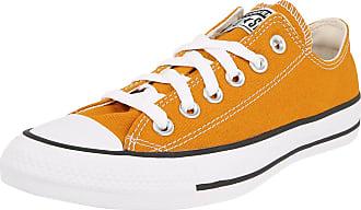 Converse Sneaker Chuck Taylor All Star Ox weiß / schwarz / orange