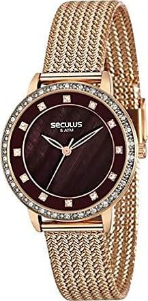 Seculus Relógio Seculus Feminino 13021lpsvrs2 Rosê