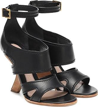 Alexander McQueen No.13 leather sandals