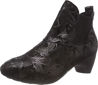 Think Womens Niah_383152 Ankle Boots, Grey (17 Mouse/Kombi), 4.5 UK