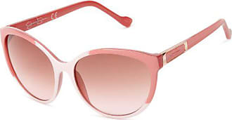 Jessica Simpson J5016 Cat Eye Sunglasses,Red & Pink,60 mm