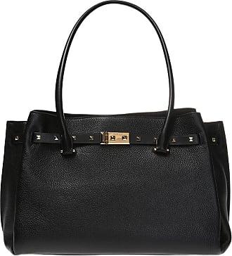 Michael Kors ADDISON Shoulder Bag Womens Black