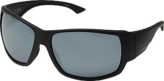 74405becebc Smith Optics Dockside (Matte Black Polar Platinum Chromapop Lenses) Fashion  Sunglasses