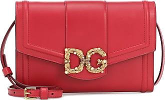Dolce & Gabbana Schultertasche DG Amore aus Leder