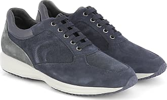 Geox SNEAKER HAPPY H IN SUEDE 2 colore NAVY 63791800e0b
