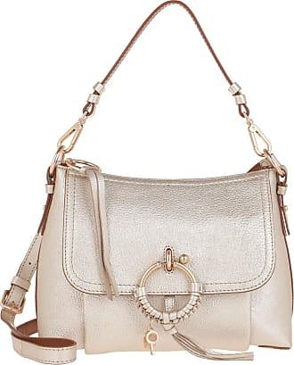 See By Chloé Cross Body Bags - Crossbody Bag Leather Silver - silver - Cross Body Bags for ladies