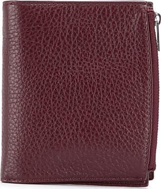 Maison Margiela bi-fold wallet - Vermelho