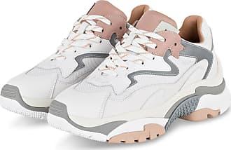 Ash Sneaker ADDICT - WEISS/ GRAU/ ROSA