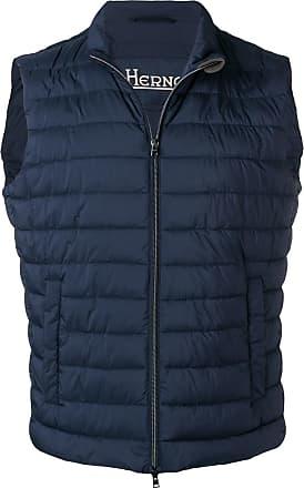 Herno padded gilet jacket - Blue
