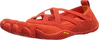 Vibram Fivefingers Womens Alitza Loop Sneakers, Orange (Burnt Orange),8-8.5 UK(42 EU)