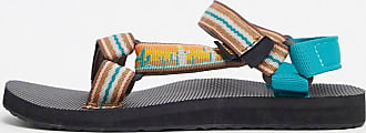 Teva Original Universal sandals in cactus sunflower print-Multi