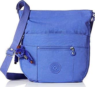 Kipling Bailey Bold Purple Saddle Bag Handbag, BOLDPURPLE