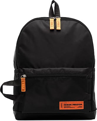 HPC Trading Co. logo patch backpack - Preto