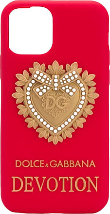 Dolce & Gabbana Devotion iPhone 11 Pro case - Vermelho