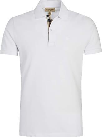 Burberry Brit Poloshirt, White (XS)