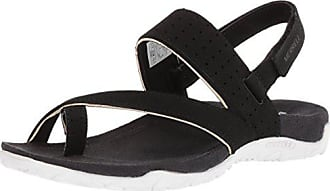 e2194d4eb246 Merrell Womens Terran Ari Convert Sport Sandal Black 10 Medium US