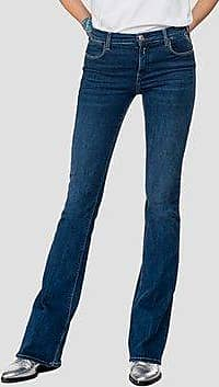 Replay Flare & Bootcut Fit Stella Jeans