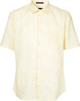 Durban short sleeve shirt - Yellow