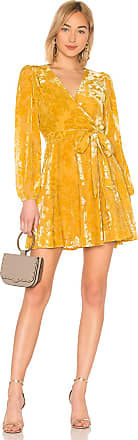 Yumi Kim Royalty Dress in Yellow